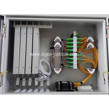 New Outdoor Fiber optics Distribution Enclosure