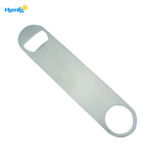 Stainless Steel Flat Pocket Bottle Opener