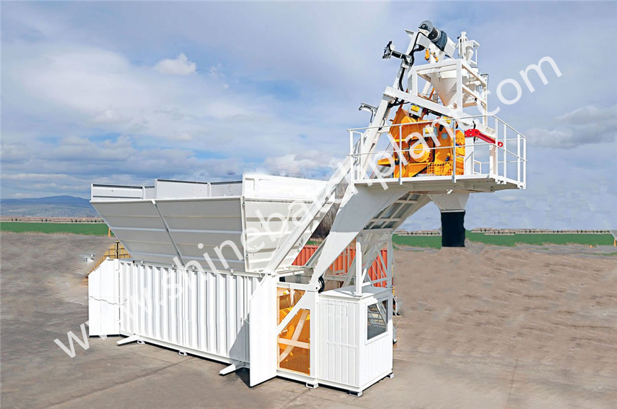60 Mobile Batching Plant