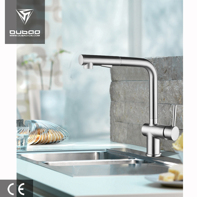 Deck Mounted Kitchen Taps Ob D83