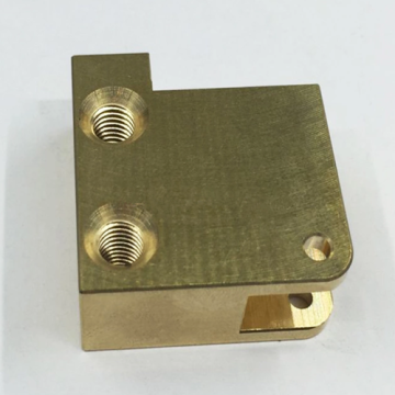 Precision Milling Machining Brass Parts for Boats