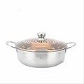 High Quality Korean Stainless Steel Hot Pot