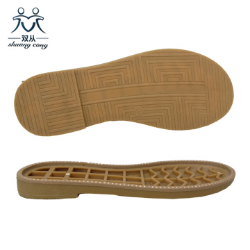 Children Shoe Sole Flat Tpr