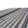 Api 5l Gr X52 Slotted Steel Pipe