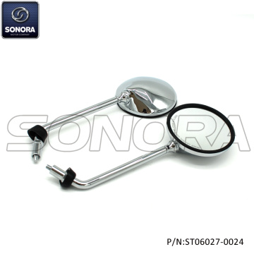 Vespa mirror(P/N:ST06027-0024) top quality