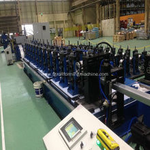 High Speed U Purlin Roll Forming Machine