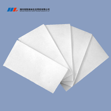 1/8 Fold Laminated Tissue Napkins
