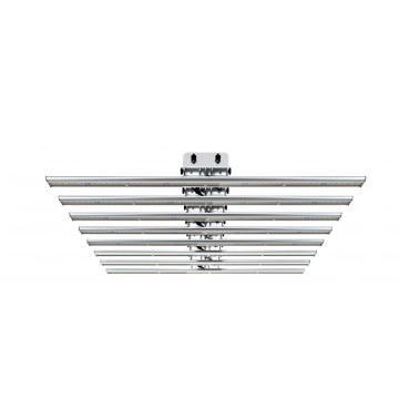 Best 640 watt LED Grow Light Adjusttable Bar