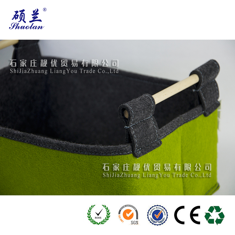 High Quality Felt Storage Box