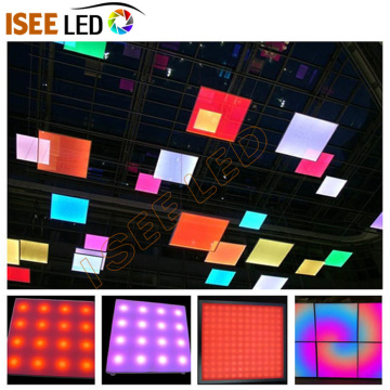 Colorful DMX Led RGB Video Panel DJ Show