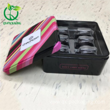 Good Quality for Tea Storage Box Custom gift tins wholesale export to Netherlands Exporter