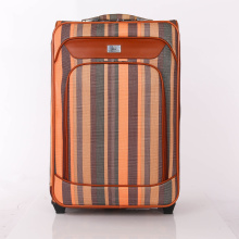 Good Quality for Pu Luggage Bags,Pu Luggage Trolley Bags,Leather Pu Luggage Bags,Pu Travel Luggage Bags Manufacturer in China PU travel Carry On suitcase hard shell luggage supply to Gambia Supplier