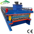 Africa Steel wall panel forming machine production line