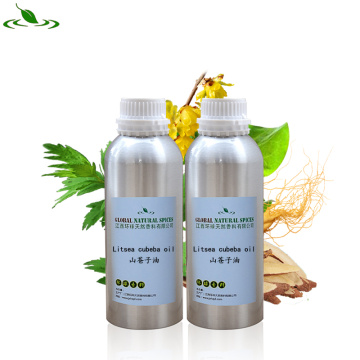 Best Price Litsea Cubeba Essential Oil