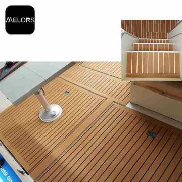 Melors Swimming Flooring Marine Sheet EVA Garden Decking