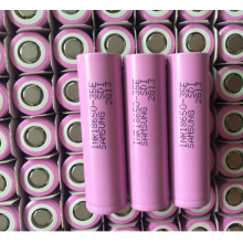 China Factories for 18650 Lithium Ion Battery Samsung ICR18650-35E li ion battery cell supply to Bermuda Exporter