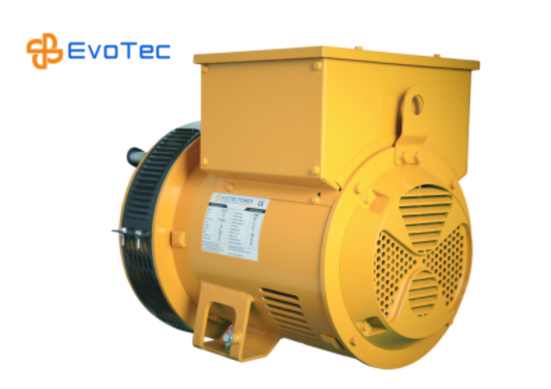 Brushless Industrial Generator for Genset
