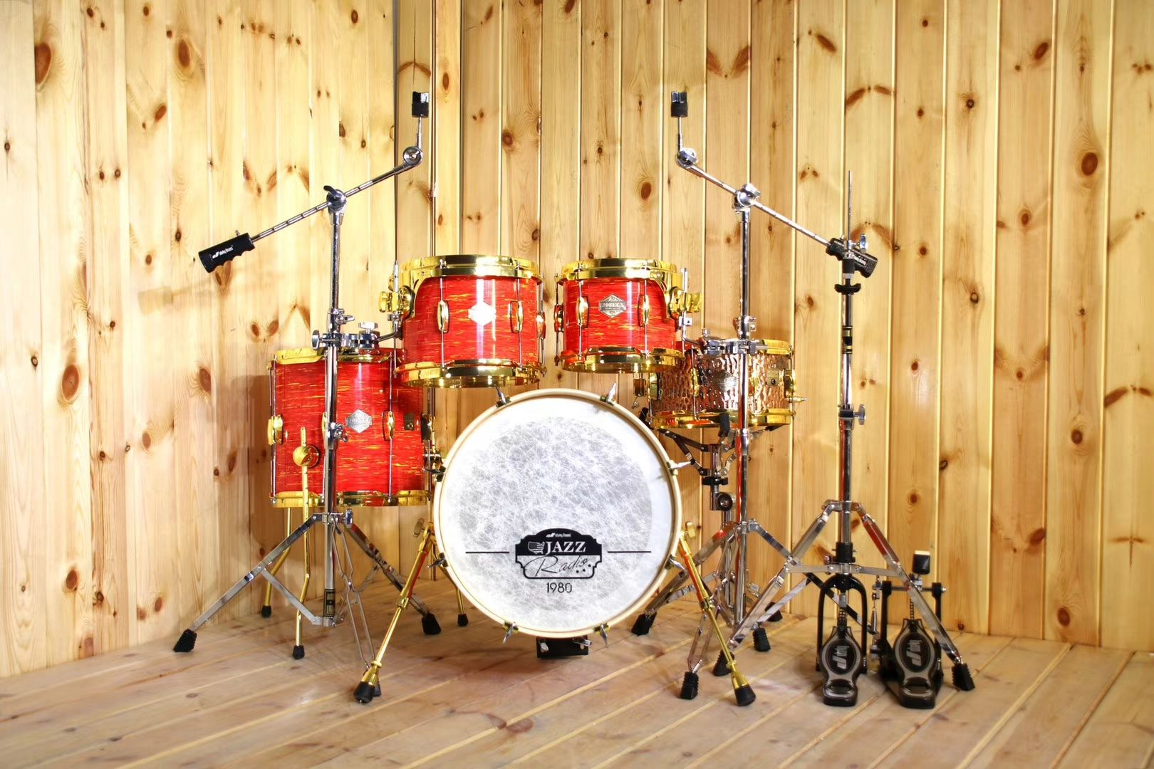 Jazz Drum Set