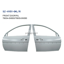 Steel Body Autoparts HYUNDAI 2006 ACCENT FRONT DOOR