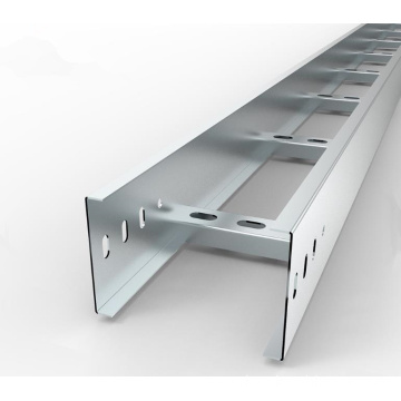 HDG aluminum alloy ladder types of cable tray