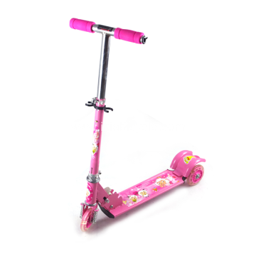 Foot Scooter with 2 Wheels for Kids