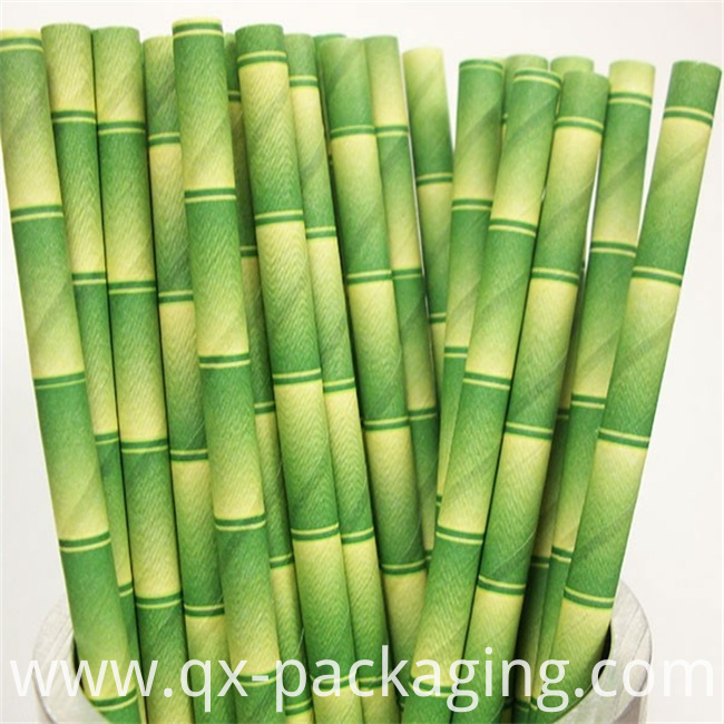 Green Party Straws