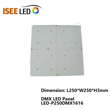 DMX RGB Led Panel Lights Music Activated