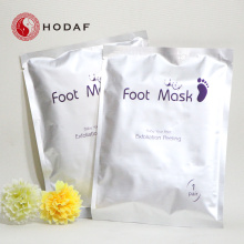 Leading for Skin Exfoliating Foot Mask,Exfoliating Foot Peeling Mask,Exfoliating Milky Foot Mask Supplier in China Exfoliating Skin Callus Removal Peeling off Foot Mask supply to Indonesia Manufacturers