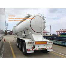 Cimc Bulk cement tank trailer of 3axles