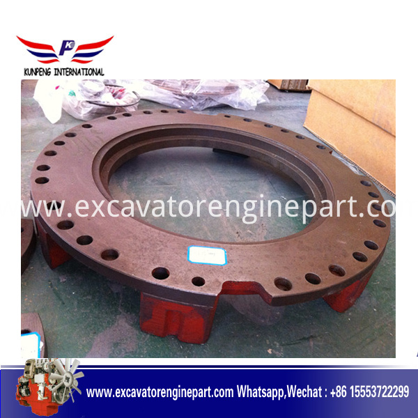 Shantui Bulldozer Spare Parts Oil Cylinder Block 16y 15 00024