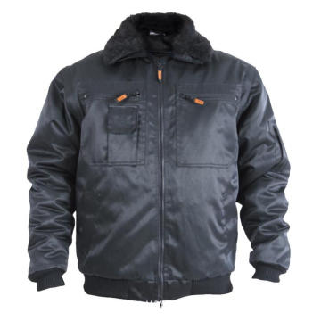 Detachable sleeve with zippers Winter Jacket