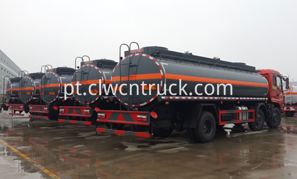 Fuel transport truck 3