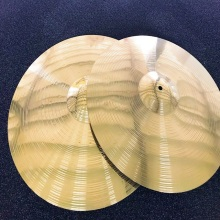 High Quality for Alloy Cymbals Low Price Practice Cymbals export to Palau Factories