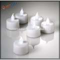 Flameless Tealights Battery operated Flickering LED CandleS