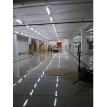 Gray epoxy anti-static topcoat coating