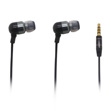Best Price for for Metal Mobile Earphones Metal Bass Stereo Mobile Earphones In Ear Headphones supply to Saint Lucia Supplier
