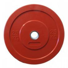25KG Olympic Bumper Plate