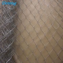 Factory New Design Low Cost Retractable Chain Link Fence