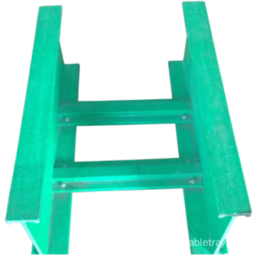 Fireproof Fiberglass Cable Tray Ladder type with Cover