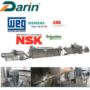 Leading Manufacturer for for Dog Food Maker Machine Stainless Steel Pet food Fish Feed Processing Line export to Armenia Suppliers