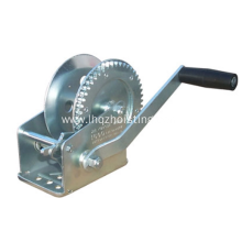 New stainless steel hand winch for lift pulling