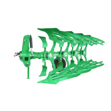 ODM for Tractor Furrow Turnover Plough four furrow hydraulic reversible plow export to Niue Factories