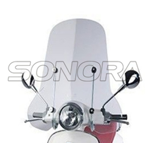 PIAGGO VESPA PRIMAVE 150 Windshield TYPE 2 High Quality