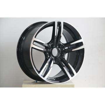Machined spoke 18inch alloy wheel Replica