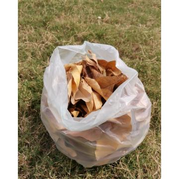 EN13432/BPI Certified 100% Bio-degradable Muck Leaf Bags