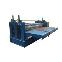 Thin Metal Corrugated Plate Transverse Roll Forming Machine