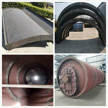 Factory directly sale for Tyre Pyrolysis Equipment scrap tire pyrolysis to oil machine supply to United States Minor Outlying Islands Manufacturers