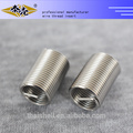 Customize stainless steel m6 steel thread insert