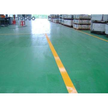 Workshop epoxy waterborne flat coating floor paint