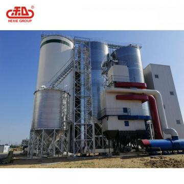 Popular Biomass Straw Pellet Production Line